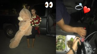 HE ASKED ME TO BE HIS GIRLFRIEND!! IN THE CUTEST WAY !