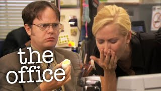 Why You Shouldn't Bring Eggs To Work - The Office US