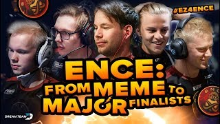 #EZ4ENCE ENCE - From Meme to Major Finalists