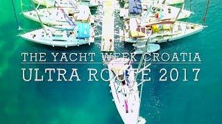 The Yacht Week - After Movie  (Croatia | Ultra Europe)