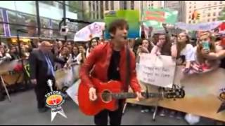 Austin Mahone - Say You're Just A Friend (Acoustic) - Today Show June 10th