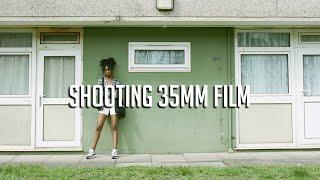 Shooting 35mm Film In London