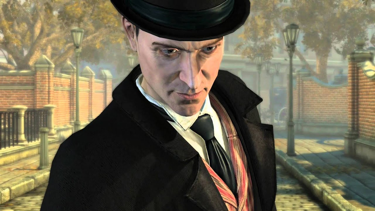 The Testament of Sherlock Holmes Explores the Detective's Dark Side