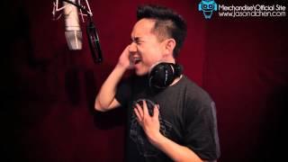 Titanium - David Guetta ft. Sia (Jason Chen Cover)