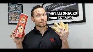 Why SNACKS are the enemy