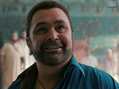 Rishi Kapoor confronts Kancha - Agneepath