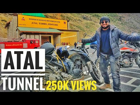 Atal Tunnel | Rohtang Tunnel Himachal Pradesh | PM Modi Inaugurates Today