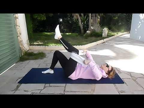 Упражнение для тазобедренных суставов - Консервативное лечение коксартроза