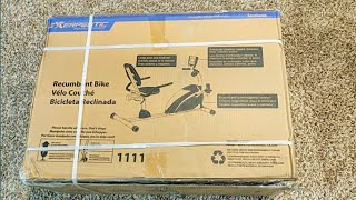 Exerpeutic Recumbent Bike Unboxing and Assembly Process   How to Assemble Exerpeutic Bike