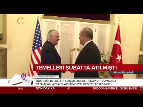 Ankaraya gelen ABDli heyet: S-400lerden vazgeçerseniz, F-35 yaptırımı kalkar