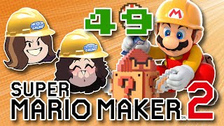 Super Mario Maker 2 - 49 - Clowns Are Pretty Popular Right Now