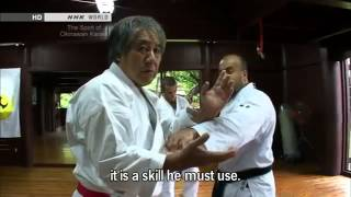 Dokumentation – The Spirit of Okinawa Karate