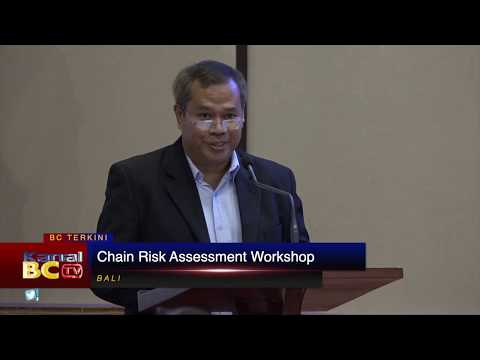ASEAN – Australia Air Cargo Supply Chain Risk Assessment Workshop