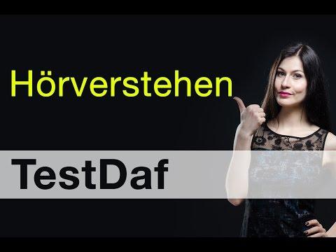 TestDaf Hörverstehen и несколько бесценных Tipps