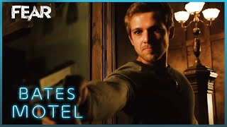 Dylans Showdown With Shelby | Bates Motel
