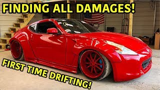 Auction Drift Car Is An Easy Fix!!!