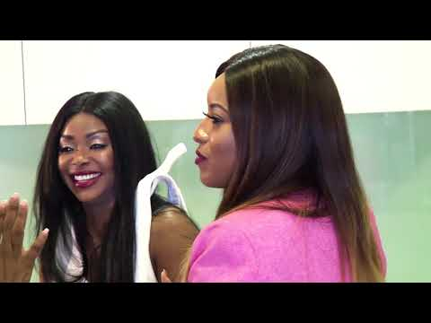 VIDEO: Jocelyn Dumas and Stephanie Benson talk pregnancy growing pains