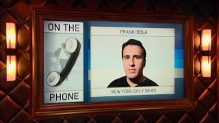Frank Isola of NY Daily News  on Knicks, Carmelo & Porzingis - 6/21/17