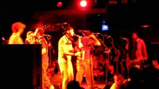 Streetlight Manifesto - If and When We Rise Again @ Starland Ballroom