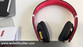 Noontec Zoro II Wireless Kopfhörer Unboxing