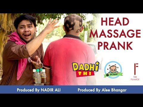 Head Massage Prank