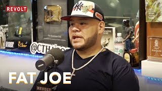 Fat Joe talks his previous battle with depression
