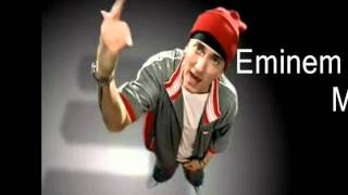 Eminem - En İyi 10 Nakarat (Top 10 Chorus)