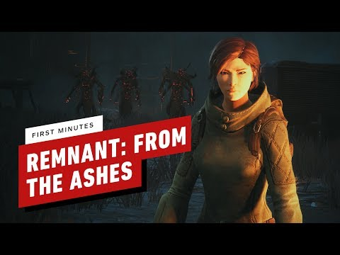 Gameplay de Remnant From the Ashes