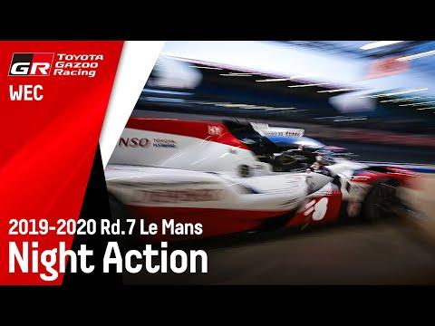 危険な夜間走行。耐久レースの難しさが伝わる2020年のル・マン24時間。ナイトセクションで行われた各マシンのテスト走行動画