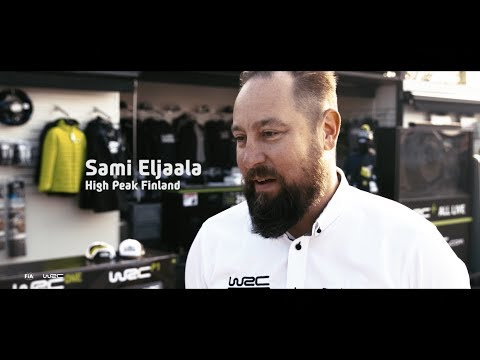 WRC Shop @ Monza Rally Show 2018