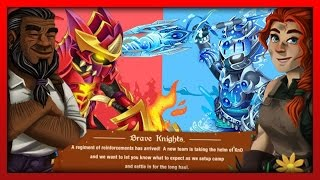 Knights and Dragons - CHANGE IS COMING!! (IMPORTANT KnD News)