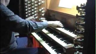 Pipe Organ. Music of the night - Andrew Lloyd Webber.