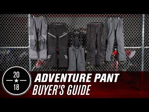 Best ADV Motorcycle Pants | 2018