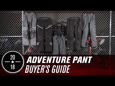 Best ADV Motorcycle Pants | 2018