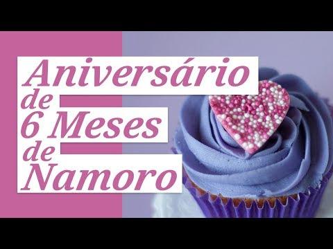 Mensagens De 6 Meses De Namoro Mensagens De Aniversário