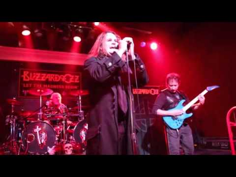 Blizzard of Ozz - Bark at the Moon / Over the Mountain 10-26-13