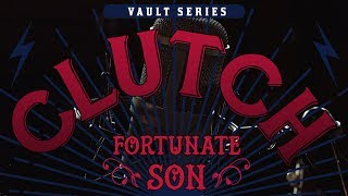 CLUTCH - Fortunate son