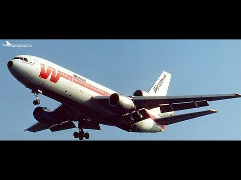 Air Disasters - Carnage in Mexico City (Western Airlines Flight 2605)