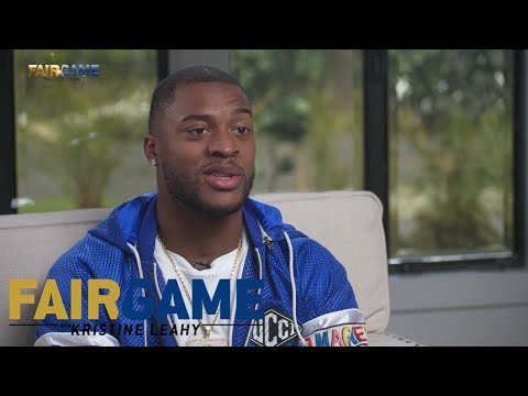 Randy Moss Taught Allen Robinson How to Succeed as a WR In The NFL | FAIR GAME