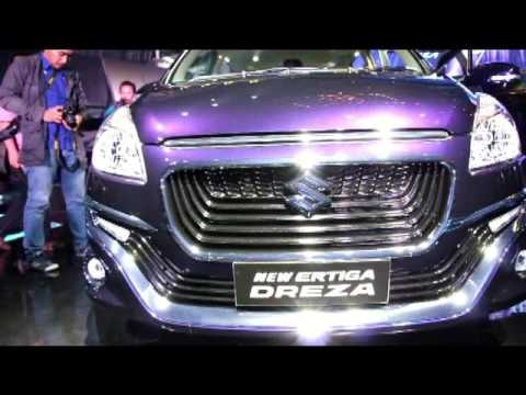 Suzuki Ertiga Dreza Car Launch