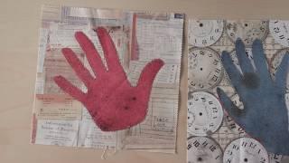 Full Episode! Memory Quilts: Handprint Applique Signature Blocks (MFQ 313)