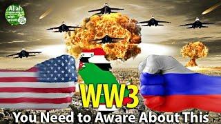 watch Israel Will Start WW3 in Saudi Arabia & Middle East | Russia vs USA, Pakistan vs India, World War 3
