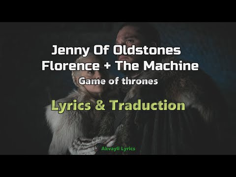 Florence + The Machine - Jenny Of Oldstones (Lyric Video) S8S2