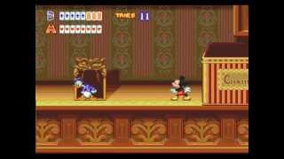 Mega Drive Longplay [140] World Of Illusion   Starring Mickey Mouse And Donald Duck (2P) (a)