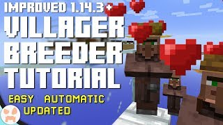 villager breeder 1 14 bedrock - TH-Clip