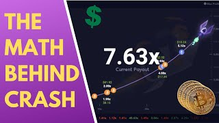 Exploring the Math Behind Crash   Roobet Cryptocurrency Casino Game