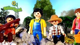 Playmobil Film Deutsch  Der Umzug In Das Blümlital  001