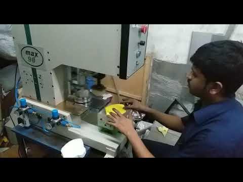 N95 Face Mask Pad Printing Machine