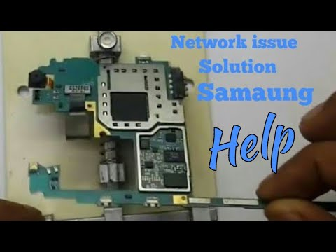 Galaxy J5 How To Fix No Service Searching Network issue