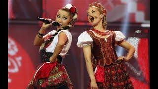 POLAND in the Eurovision Song Contest 1994-2018 (Polska na Eurowizji)